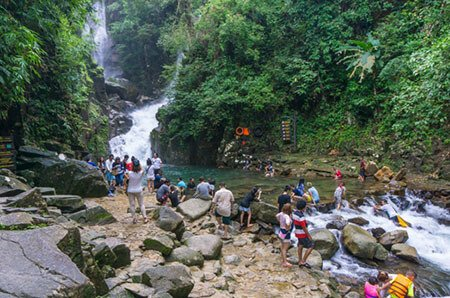 Phliu Waterfall